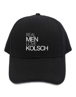 Real men love Kolsch Baseball Cap
