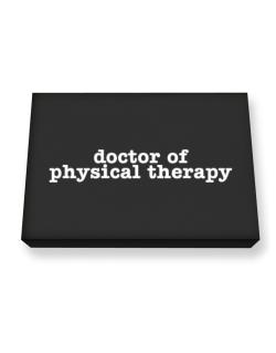 Doctor Of Physical Therapy Canvas square