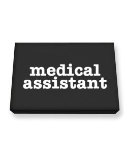 Medical Assistant Canvas square