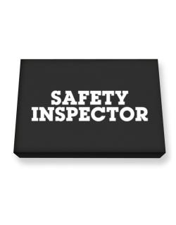Safety Inspector Canvas square