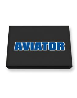 Aviator Canvas square