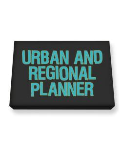 Urban And Regional Planner Canvas square