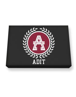 Adit - Laurel Canvas square