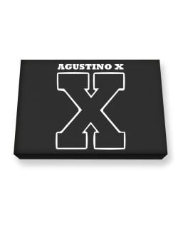 Agustino X Canvas square