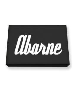 Abarne Canvas square