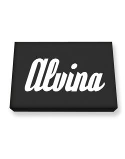 Alvina Canvas square