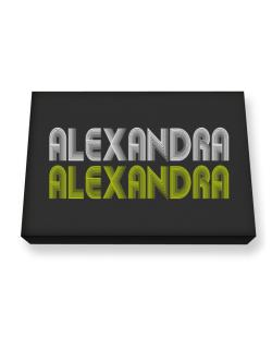 Alexandra Canvas square