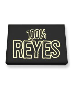 100% Reyes Canvas square