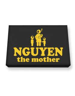 Nguyen The Mother Canvas square