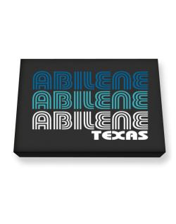 Abilene State Canvas square