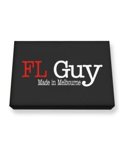 Guy Made In Melbourne Canvas square