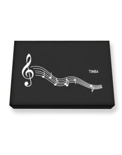 Timba - Notes Canvas square
