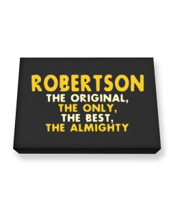 Robertson The Original Canvas square