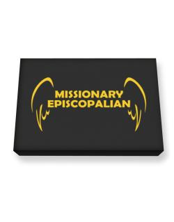Missionary Episcopalian - Wings Canvas square