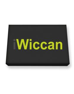 Iwiccan Canvas square