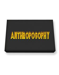 Anthroposophy Canvas square
