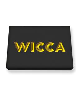 Wicca Canvas square