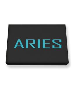 Aries Basic / Simple Canvas square