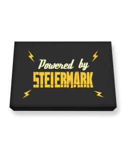 Powered By Steiermark Canvas square