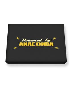 Powered By Anaconda Canvas square