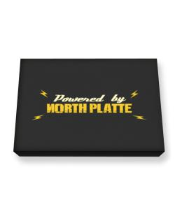 Powered By North Platte Canvas square