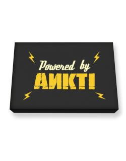 Powered By Ankti Canvas square