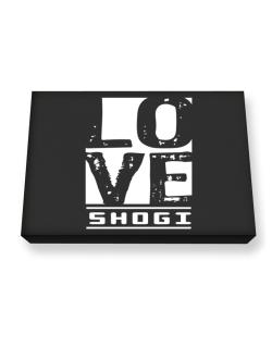 Love Shogi Canvas square