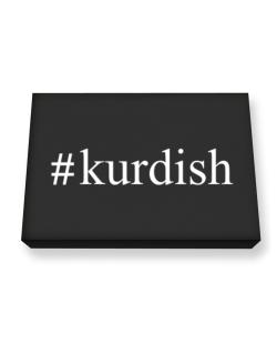 #Kurdish - Hashtag Canvas square