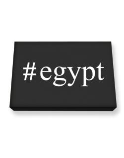 #Egypt - Hashtag Canvas square