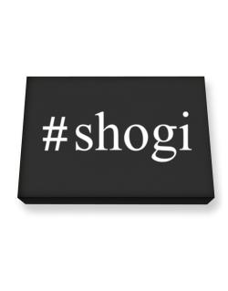 #Shogi - Hashtag Canvas square