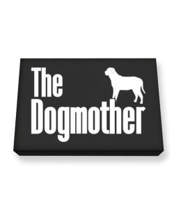 The dogmother Broholmer Canvas square