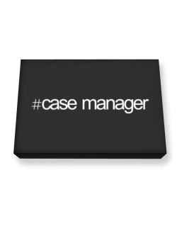 Hashtag Case Manager Canvas square