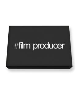 Hashtag Film Producer Canvas square