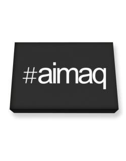 Hashtag Aimaq Canvas square