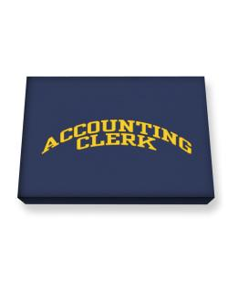 Accounting Clerk Canvas square