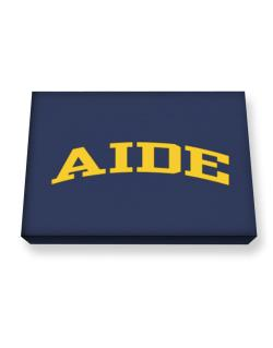 Aide Canvas square