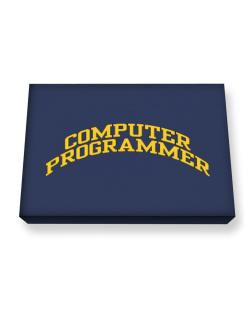 Computer Programmer Canvas square