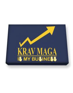 Krav Maga ... Is My Business Canvas square