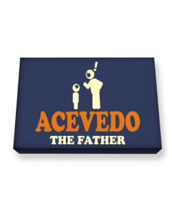 Acevedo The Father Canvas square