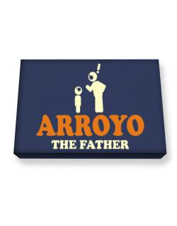 Arroyo The Father Canvas square
