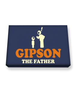 Gipson The Father Canvas square