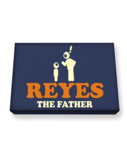 Reyes The Father Canvas square