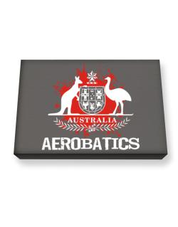 Australia Aerobatics / Blood Canvas square