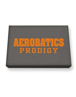 Aerobatics Prodigy Canvas square
