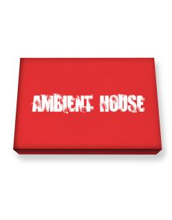 Ambient House - Simple Canvas square