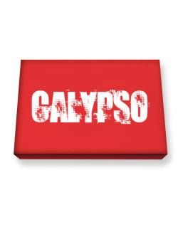 Calypso - Simple Canvas square