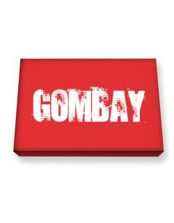 Gombay - Simple Canvas square