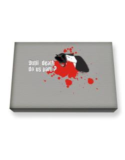 Until Death Do Us Part ? Canvas square
