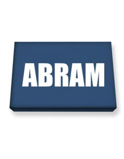 Abram Canvas square