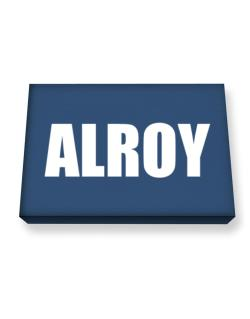 Alroy Canvas square